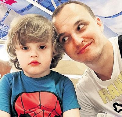 Продюсер Василий ДАНЬКО уверяет, что экс-супруга не даёт ему видеться с сыном. Фото: Instagram.com
