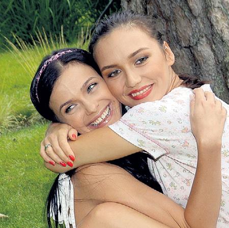 ТЕМНИКОВА и СЕРЯБКИНА когда-то были подругами. Фото Геннадия УСОЕВА