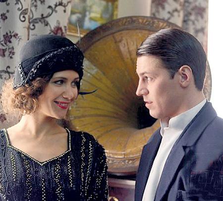 Екатерина КЛИМОВА и Гела МЕСХИ (Фото: кинокомпания «StarMedia»)