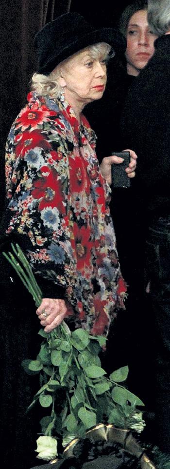 Светлана НЕМОЛЯЕВА - любимая актриса усопшего