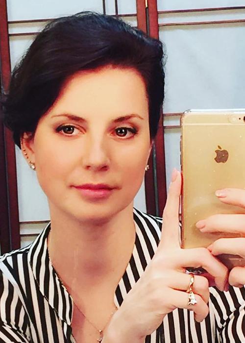 Ирина СЛУЦКАЯ (фото Instagram.com)