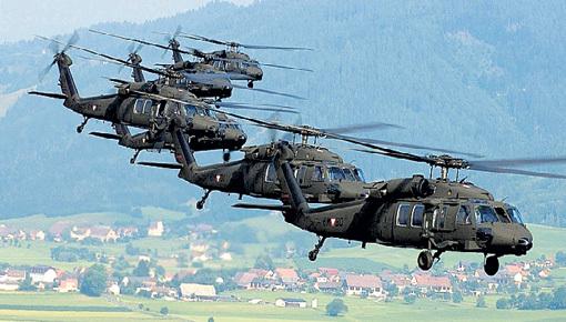 Янки трусливо скрыли гибель своих военных на борту геликоптеров. Фото: 1freewallpapers.com
