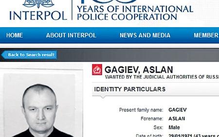 Матерый киллер Аслан ГАГИЕВ жил по поддельному паспорту на имя Сергея Викторовича Морозова. Австрия его нам так и не выдала. Он называет своё уголовное дело политическим...