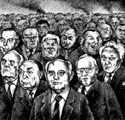 Демократы ГОРБАЧЕВ, ЕЛЬЦИН и их приспешники сдали страну и легли под США, как дешевые проститутки