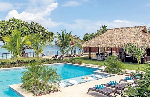 Аренда виллы на Ямайке обошлась УИЛЬЯМС в $20 тысяч за неделю