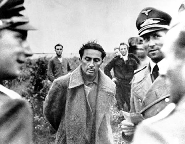 Это фото сына СТАЛИНА - Якова в фашистском плену родные считают фальшивкой