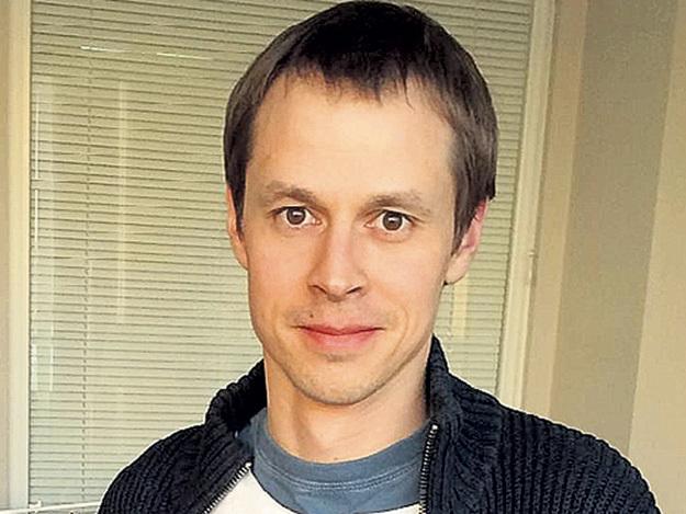 Никита КУЛАЧЕНКОВ... Фото: Facebook.com