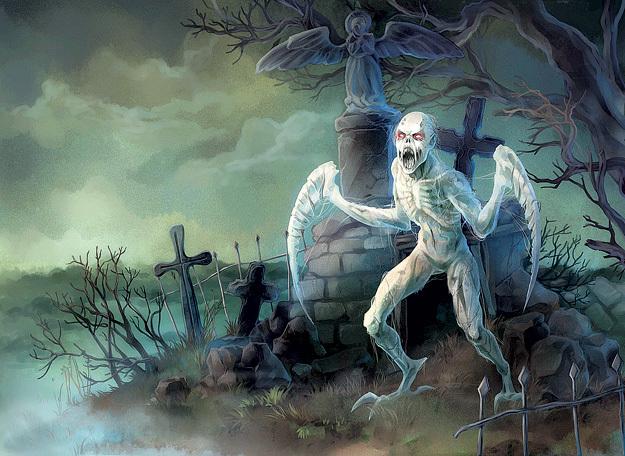 Сотрудники погостов страшнее призраков. Фото с сайта joyreactor.cc