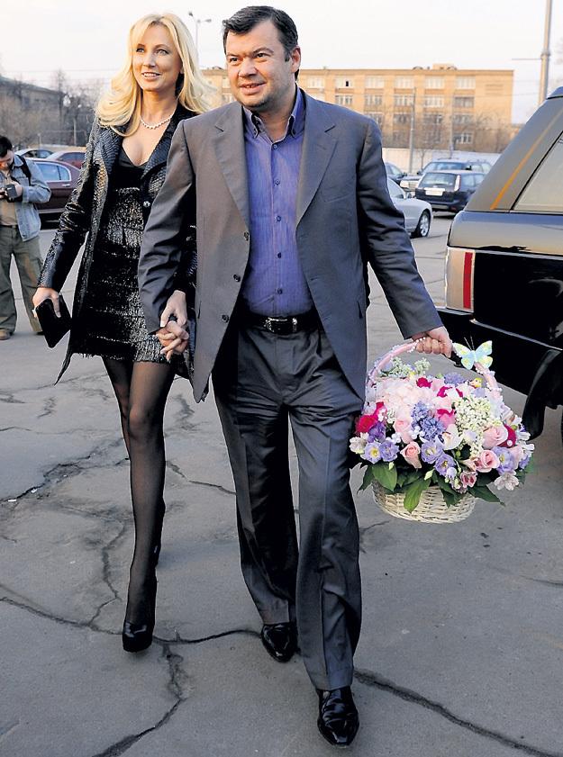 Г-н БОКАРЕВ с красавицей женой. Фото: «ИТАР-ТАСС»