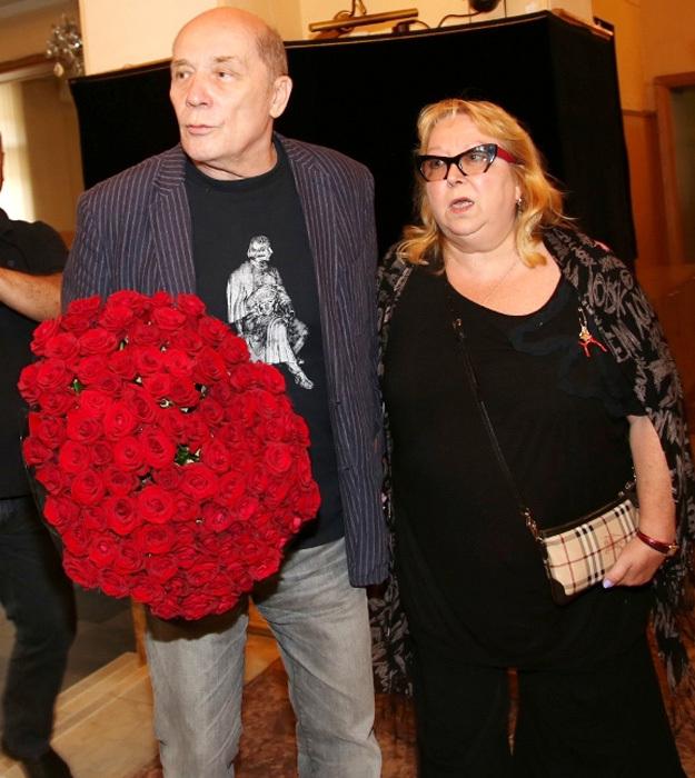 Александр ФИЛИППЕНКО с женой Мариной
