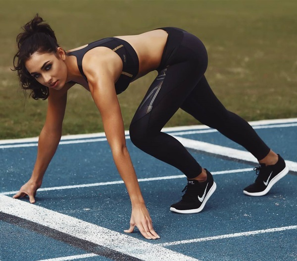 Австралийка Даниэль Робертсон отличный мотиватор для занятий бегом, ведь в погоне за такой попой, автоматически открывается второе дыхание! instagram.com/dannibelle