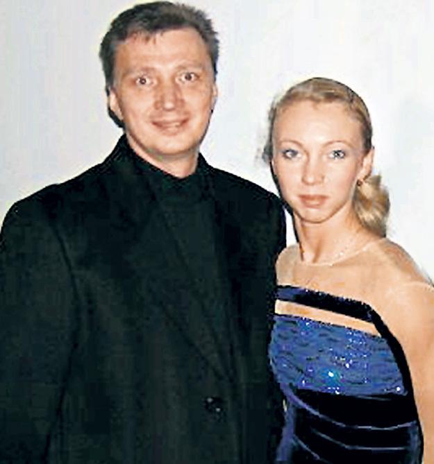 Олег и Татьяна получали удовольствие от совместных занятий