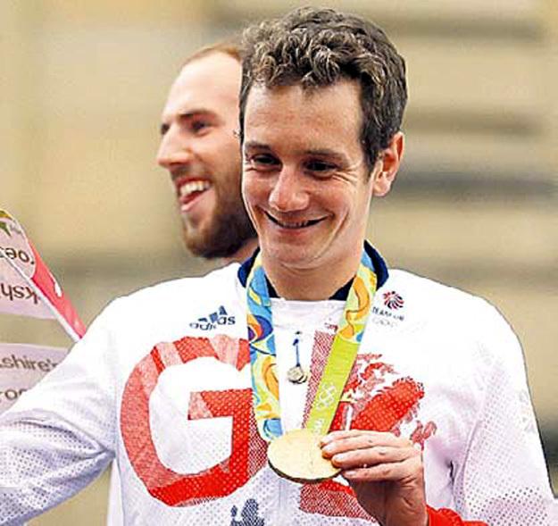 Британец БРАУНЛИ принял запрещённые препараты - и выиграл Олимпиаду. Фото: © Reuters