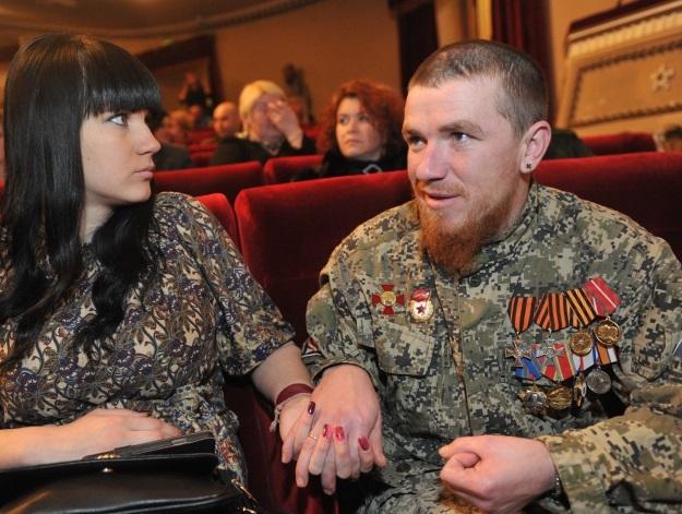Павлов с супругой Еленой (Фото: Владимир Веленгурин/