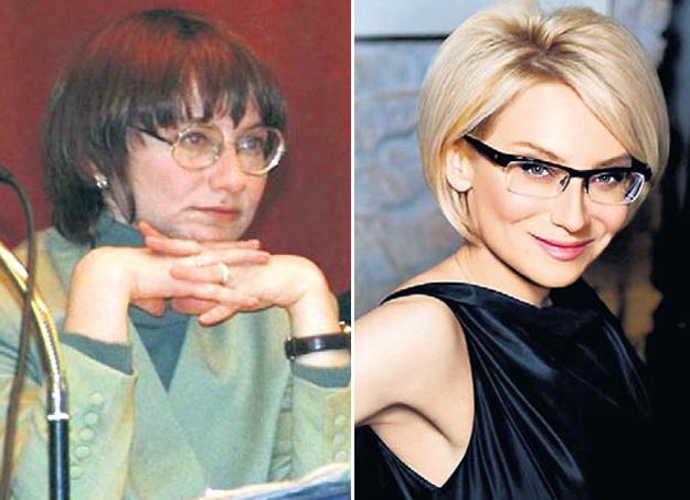 Попади Эвелина ХРОМЧЕНКО в общество бодипозитивных, осталась бы такой, как на снимке слева. Фото с сайта stil.mirtesen.ru