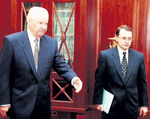 Системность и надёжность Сергея КИРИЕНКО высоко оценили все президенты России. Борис ЕЛЬЦИН...