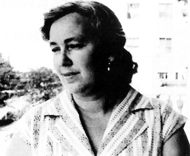 Лариса ГОЛУБИНА - муза поэта и актёра