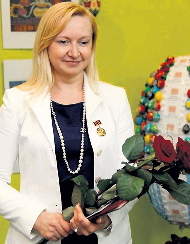 Любовь ПОЛЕЖАЙ. Фото с сайта News.meta.ua
