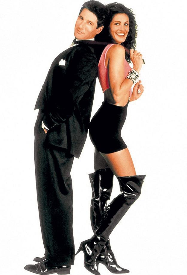 Роли в «Красотке» сделали Джулию РОБЕРТС и Ричарда ГИРА суперзвёздами