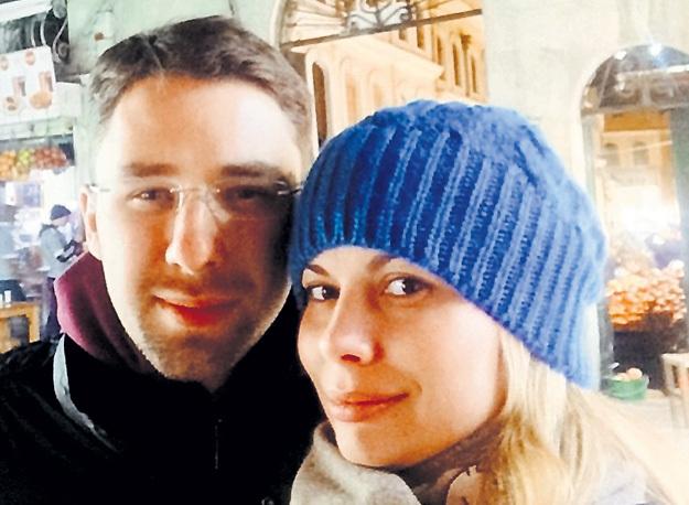 Александр и Настя скоро станут мужем и женой. Фото: Instagram.com