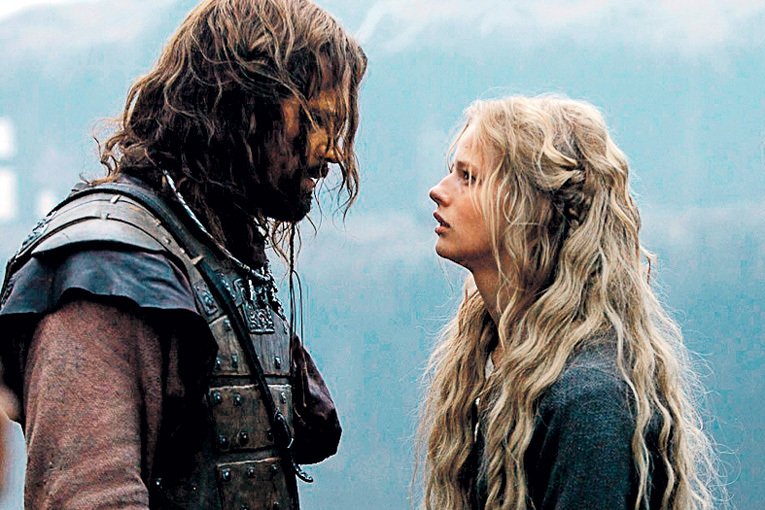 С Даниилом в «Викинге»