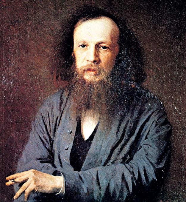 Придумывая идеальную формулу водки, МЕНДЕЛЕЕВ не раз ставил опыты вместе со студентом СТОЛЫПИНЫМ