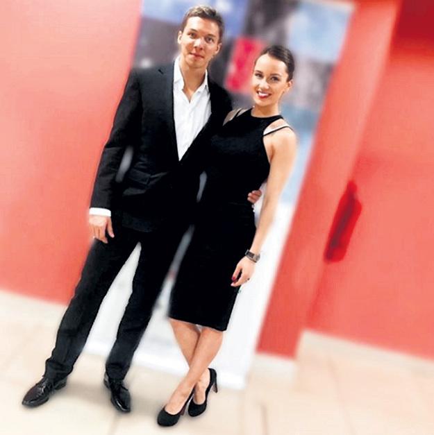 Дима и Аня хорошо смотрятся вместе. Фото: Instagram.com