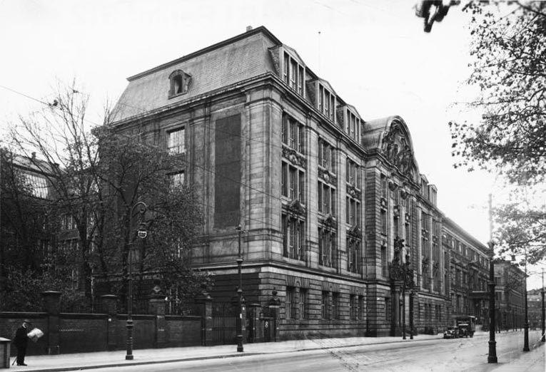 Здание гестапо в Берлине, 1933 г. Источник: Wikipedia.org