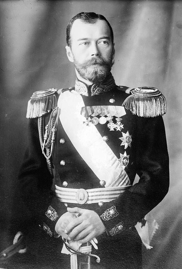 Фотография Николая II. Источник: wikimedia.org