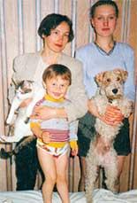 КРЕПКИЕ &#034ТЫЛЫ&#034 СЕРГЕЯ СТЕПАНЧЕНКО: жена, дети и преданнейшие друзья