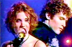 ИРИНА ТОНЕВА И ПАША АРТЕМЬЕВ: вместе пели в группе &#034Понимаешь&#034