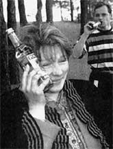 ЯБЛОКО ОТ ЯБЛОНЬКИ: Таня Дьяченко - вылитый Борис Ельцин