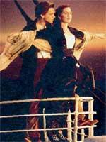 КАДР ИЗ &#034ТИТАНИКА&#034: герои ДиКаприо и Уинслет были уверены в светлом будущем
