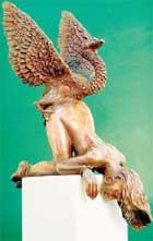 «ЛЕДА И ЛЕБЕДЬ»: из греческой мифологии