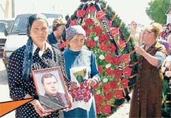 КЛАССОВАЯ БОРЬБА: гибель Мухратова разделила село на два лагеря