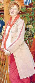 РЕШИТЕЛЬНАЯ АМАЛИЯ: ее беременность вписали в сюжет