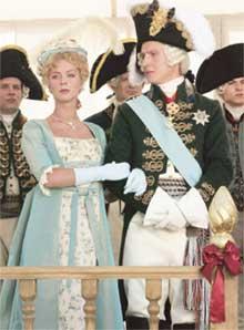 АЛЕКСАНДР И ЕЛИЗАВЕТА: жену императора в сериале играет Кристина Кузьмина