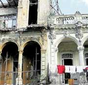 НАБЕРЕЖНАЯ МАЛЕКОН: Гавана выглядит как обнищавшая аристократка