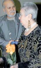 ВЕТЕРАНЫ СЦЕНЫ: Бедрос Киркоров и Людмила Лядова вспомнили великую певицу добрым словом