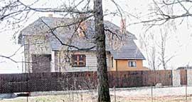 ПЕЧОРСКИЙ ОСОБНЯК: «скромное» жилье старшей дочери Ирины Адамовой-Сергиенко