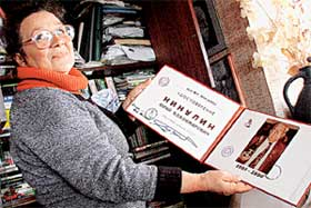ВИКТОРИЯ ВИКЛЮК: пропуск в московскую мэрию остался ей на память