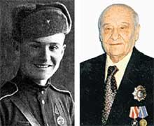 АНАТОЛИЙ БЕЗУГЛОВ: весна 1945-го и лето 2005-го