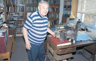 АРТЕМ СЕРГЕЕВ: в детстве запросто общался с Калининым, Берией и Троцким