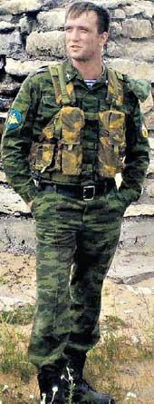 ПЕТР КРАСИЛОВ: кайфовал в армейской форме