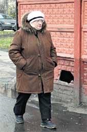 МАМА ВЕЛИКОГО МАТЕМАТИКА: Любовь Лейбовна уверяет, что никому в её семье не нужны миллионы - деньги только испортят их счастливую жизнь