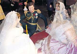 ИЛЬЯ НОСКОВ: его герой - Александр II тоже понимал толк в женской красоте