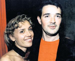 Ксения АЛФЁРОВА и Егор БЕРОЕВ - красивейшая пара