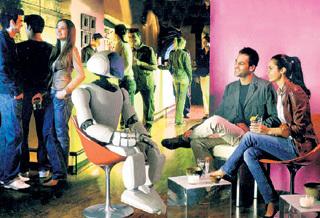 Роботы станут полноправными членами общества и получат права участвовать в выборах