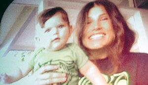 Анна ЖУКОВА с дочкой Виви