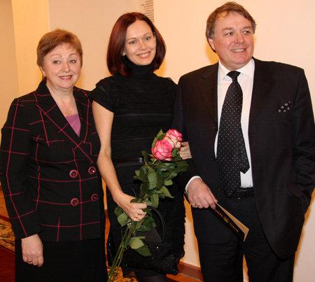 Наталья Михаиловна, Ирина, Виталий Сергеевич БЕЗРУКОВЫ
